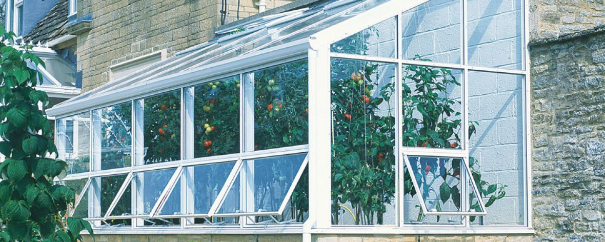 Bespoke Greenhouse 5
